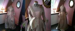 Lizzie's gown by poppemieke