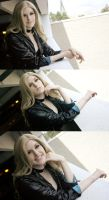 Expressions : Black Canary by Lossien