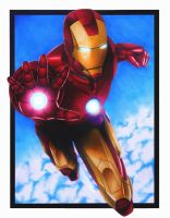 Iron Man - Mark III by smlshin