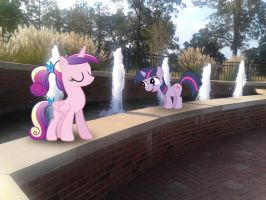 Pretty Fountain by TokkaZutara1164
