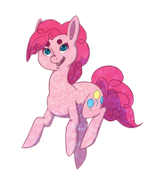 pinkie pie by drownedcities