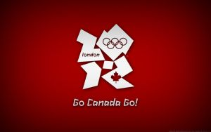Go Canada Go! (London 2012) by osallivan