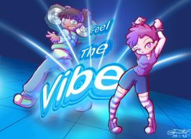 Feel The Vibe by StaticBlu