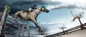 RF Royal Winter Eventing Show 2015 by jbdezoveelste