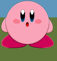 CoI Screenshot: Kirby at the plain by MollyKetty