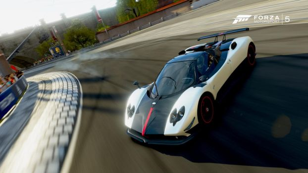 Forza Motorsport 5 | Pagani Zonda Cinque Drift by TC97