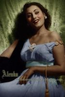 Beautiful Madhubala by VelkokneznaMaria