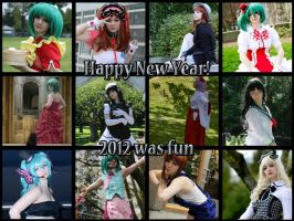 2013 Here I Come!! by OppositeCosplay