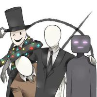 My Crazy, Hairbrained Family by Ask---Slender