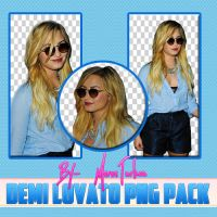 Demi Lovato PNG Pack by MerveBieber