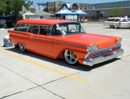 Sunkist Wagon III by colts4us
