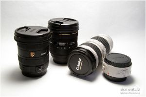 Lenses by sicmentale