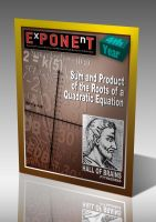 exponent cover fourth year by aztigart