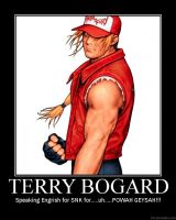 Terry Bogard by UzumakiSonic619