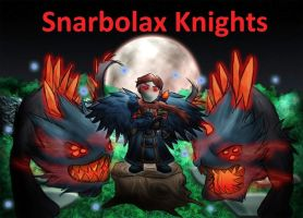 snarbolax knights by pjcesar
