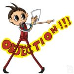 Apollo Objection by fireproofmarshmallow