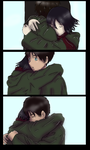 Eremika AU week day 2 Crossover/Semi Canon [5cmps] by Ieralia