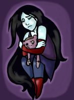 Marceline by not-just-an-acrobat