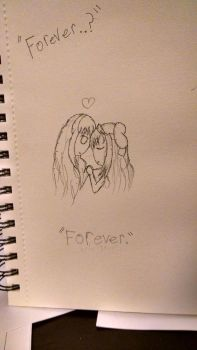 Forever and Always by Teh-Zombish