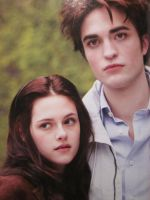 Edward and Bella at Twilight by AvaBloom
