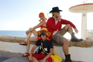 One Piece Strong World by Tetsuya-Odeboshi
