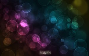 Bokeh Background by emilialight