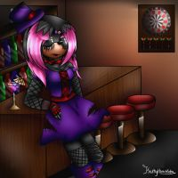 .:Anti Kathy:. by Kathy-the-echidna