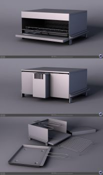 Party Grill by ValdesBG