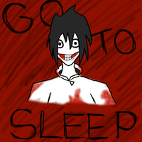 Jeff the Killer by ZOMBEHSRKEWL