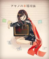 Ayano's theory of happiness by cloudkourin