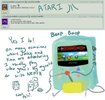 Video games by Ask-BMO