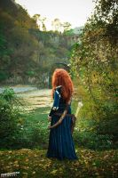 Merida by AxelTakahashiVIII