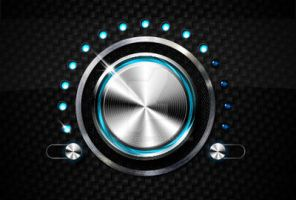 Car stereo concept by DimaGreyl