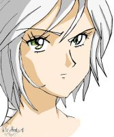 Yaten Sketch Colored by SailorX