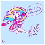 Fancy kick!!! by princesschuchi