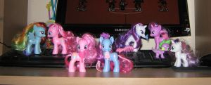 My MLP Collection 2 by CheerBearsFan