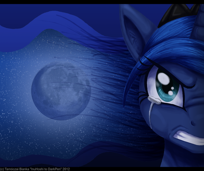 The Rise of The Moon by InuHoshi-to-DarkPen