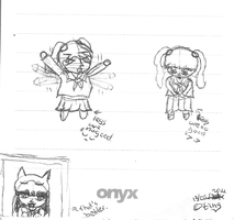 Chibi's with annonations XD by TintjeMadelintje101