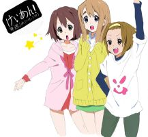 K-ON by purutaru