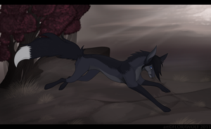 The lost emptiness by florawolf