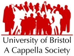UoB A Cappella logo design submission 3 by iainhallam