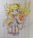 Human chibi Angelyna by SpringHeart121