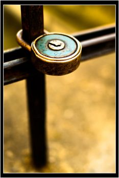 Lock on to the cross by atiratha