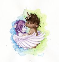Magical love by hecatehell