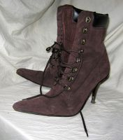 steampunk boots 3 by Meltys-stock