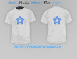 Blue Star:Shirts+free psd. by Forbs1994