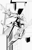 Spider-lines by Dranos