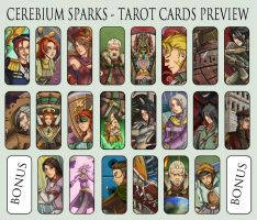CS - Tarot Cards Preview [100% done] by Hedrick-CS