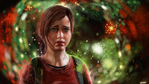 The Last of Us - Ellie by p1xer