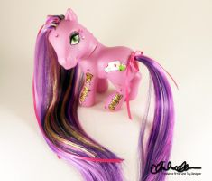 Pray for Japan custom MLP by thatg33kgirl